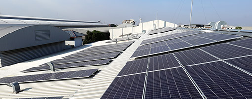 Warrior Restoration Services Commercial Roof and Solar Panel Cleaning