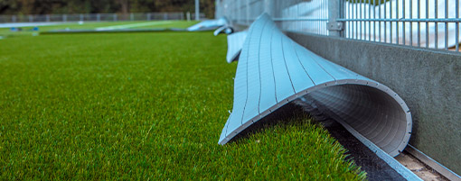 Warrior Restoration Services Commercial Artificial Turf Cleaning