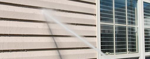 Warrior Restoration Services Residential Pressure Washing